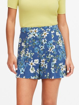 "Banana Republic High-Rise 3"" ECOVERO Short"