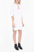 Alexander Wang Lace Up Tunic