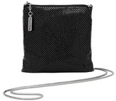 Whiting & Davis Crossbody Bag - Black