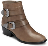 Aerosoles My Time Leather Ankle Boots