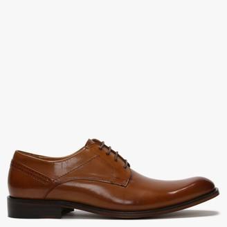 Daniel Dinton Tan Leather Smart Lace Up Shoes
