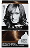 John Frieda Precision Foam Colour 5N Med. Nat. Brown (2 Pack)