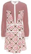 Mary Katrantzou Ambrosia printed silk dress