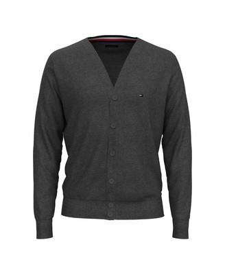 Tommy Hilfiger Men's Cotton Cardigan Sweater