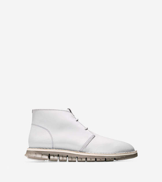 Cole Haan Men's ZERØGRAND Stitch Out Chukka