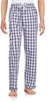 Psycho Bunny Check Pajama Pants