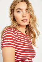 Jack Wills Matlock Stripe Ringer T-Shirt