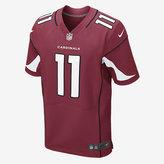 Nike NFL Arizona Cardinals Elite Jersey (Larry Fitzgerald) Men's Football Jersey