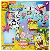 Alex Spongebob Rub Art