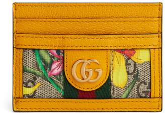 Gucci Ophidia Flora Card Holder
