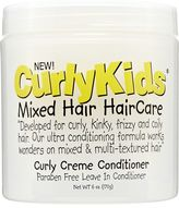 CurlyKids Curly Creme Conditioner