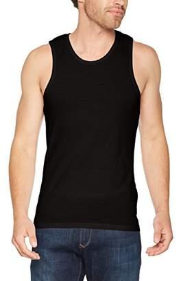 Celio Men's Debby Vest, Black Noir