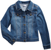 Epic Threads Rip And Repair Denim Jacket, Big Girls (7-16), Created for Macy's