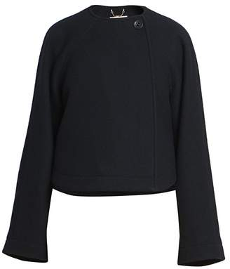 Chloé Single Button Wool Jacket