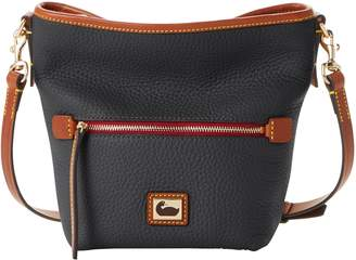 Dooney & Bourke Camden Pebble Mini Hobo Crossbody