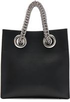 Alexander Wang Genesis Shopper Bag in Black.