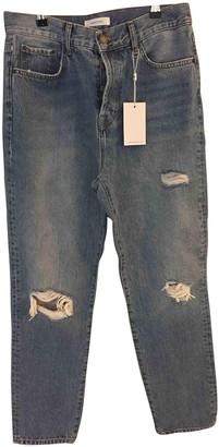 Anine Bing Fall Winter 2019 Blue Denim - Jeans Jeans for Women