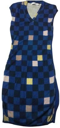 JC de CASTELBAJAC Multicolour Wool Dress for Women