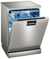 Siemens SN278I36TE Freestanding Dishwasher with Home Connect, Stainless Steel