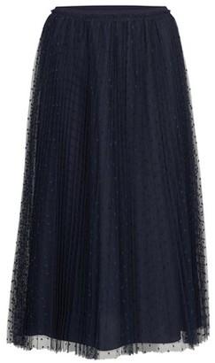RED Valentino Point d'Esprit skirt
