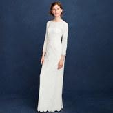 J.Crew Isabel gown
