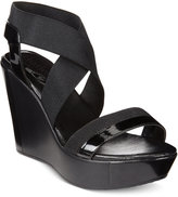 Charles by Charles David Feature Wedge Sandals