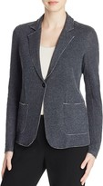 Majestic Filatures Double Face Knit Blazer