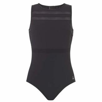 Tweka Chlorine Resistant High Neck Soft Cup Swimsuit (10