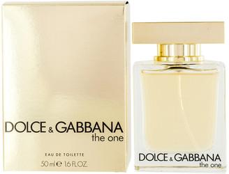 Dolce & Gabbana 1.6Oz The One Eau De Toilette Spray