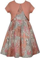 Bonnie Jean Sleeveless Dress Set - Big Kid Girls Plus
