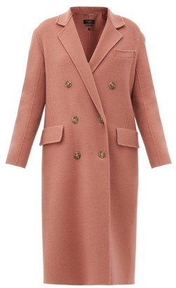 Max Mara Torbole Coat - Pink
