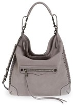 Rebecca Minkoff 'Slim Regan' Hobo - Purple