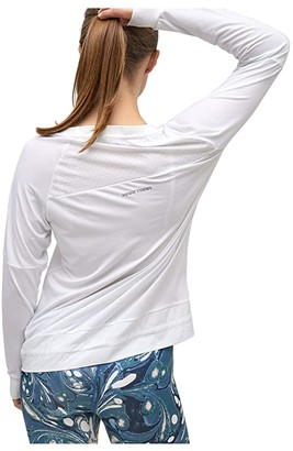 Linea KARI TRAA Long Sleeve (Bright White) Women's Clothing