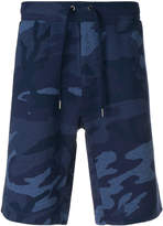 Polo Ralph Lauren camouflage print track shorts