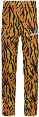 Palm Angels Tiger-Print Track Pants