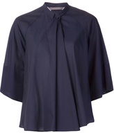 Christophe Lemaire open front shirt