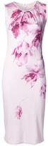 Giambattista Valli Knit Floral Sheath dress
