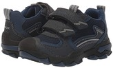Geox Kids Buller 2 (Toddler/Little Kid) (Navy/Grey) Boy's Shoes