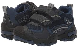 Geox Kids Buller 2 (Toddler/Little Kid) (Navy/Grey) Boy's Shoes