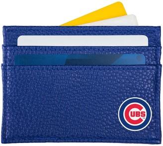 Chicago Cubs Logo Card Holder