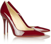 Christian Louboutin Completa 100 patent-leather pumps