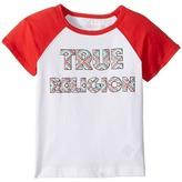True Religion Raglan T-Shirt Girl's T Shirt