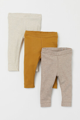 H&M 3-pack Leggings