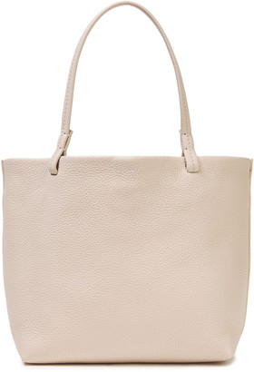 The Row Park Textured-leather Tote