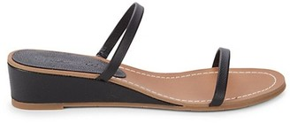 Splendid Melanie Slip-On Leather Sandals
