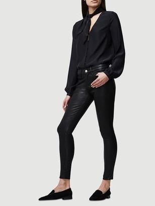 Frame Le Skinny de Jeanne Leather Pant