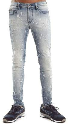 Cult of Individuality Punk Super Skinny Stretch Denim Jeans