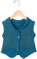 Little Marc Jacobs Girls' Rib Knit Vest
