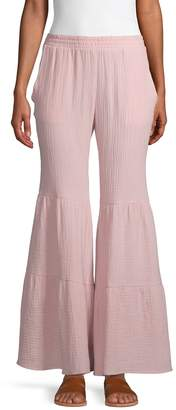 Supply & Demand Flared Cotton Pants