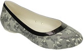 Crocs Women's Lina Shiny Flat